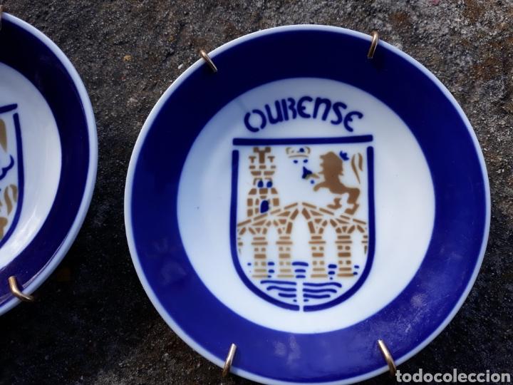 Antigüedades: Plato sargadelos - Foto 2 - 149684782