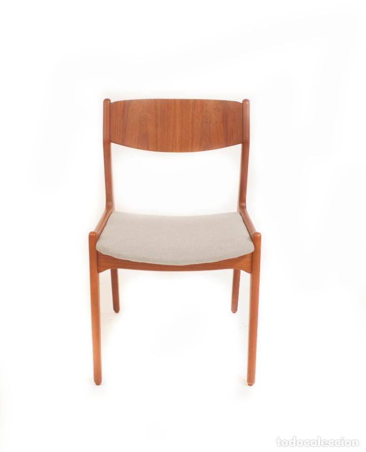 conjunto sillas comedor danesas - Kaufen Antike Stühle in ...