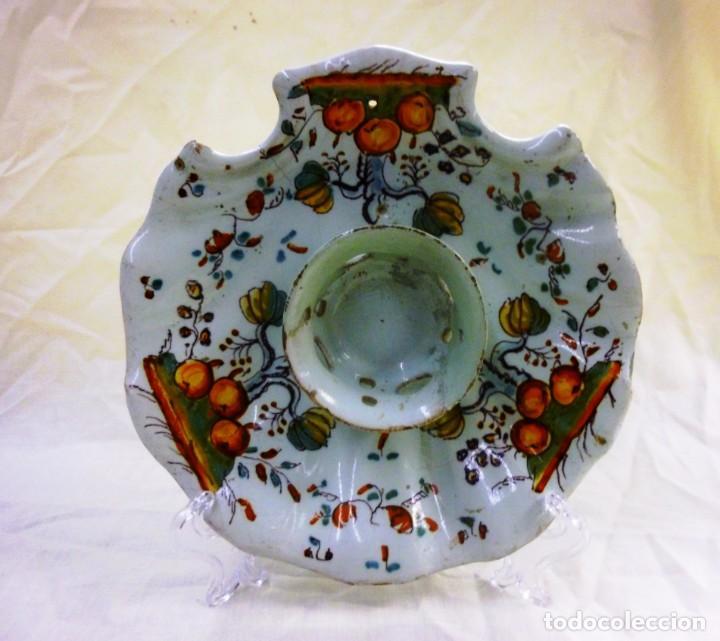 MANCERINA DE TALAVERA XVIII (Antigüedades - Porcelanas y Cerámicas - Talavera)