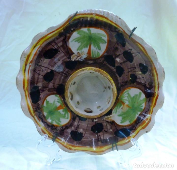 MANCERINA RIBESALBES XVIII (Antigüedades - Porcelanas y Cerámicas - Ribesalbes)