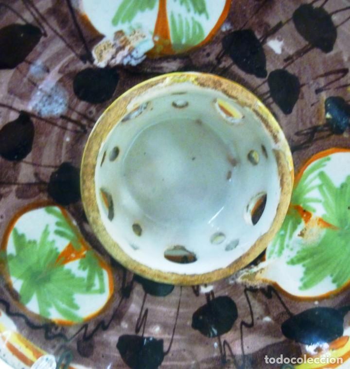 Antigüedades: Mancerina Ribesalbes XVIII - Foto 2 - 149801122