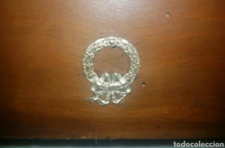 Antigüedades: GRAN MARCO VALENCIANO ESTILO ART DECO CONSERVA SU CRISTAL AGUADO DE EPOCA - Foto 6 - 149824608