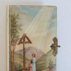 Antiquitäten - EL ANGEL DE LA INFANCIA ( DEVOCIONÁRIO INFANTIL ) P.LUIS RIBERA ( 1945 ) - 149845802