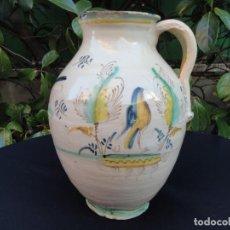 Antigüedades: CERÁMICA DECORADA PUENTE DEL ARZOBISPO. Lote 149850602