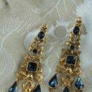 Antigüedades: PENDIENTES INDUMENTARIA TRADICIONAL. Lote 149864170