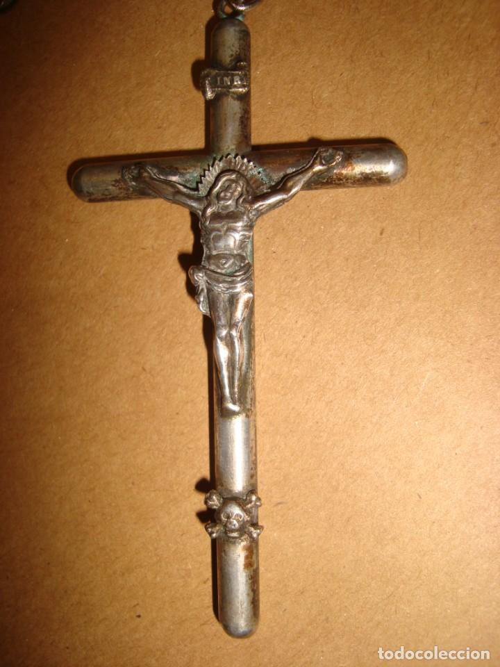 Antigüedades: antiguo rosario del siglo XIX EN PLATA - Foto 2 - 149868278