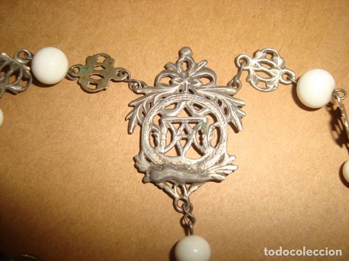 Antigüedades: antiguo rosario del siglo XIX EN PLATA - Foto 3 - 149868278