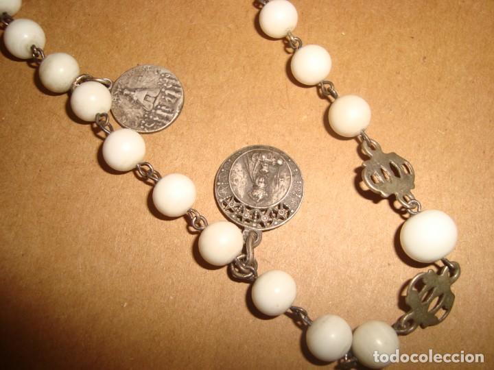 Antigüedades: antiguo rosario del siglo XIX EN PLATA - Foto 5 - 149868278
