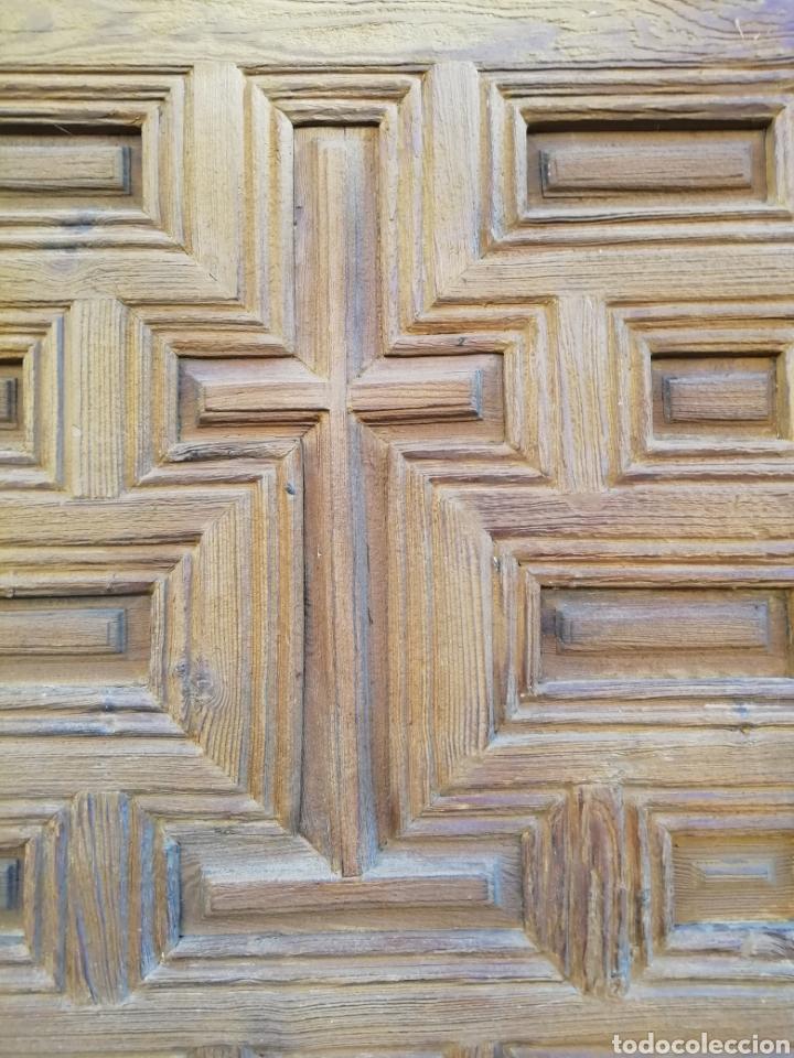 Antigüedades: Puerta antigua del siglo XVI - Foto 2 - 149868314
