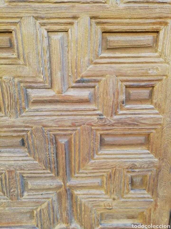 Antigüedades: Puerta antigua del siglo XVI - Foto 3 - 149868314