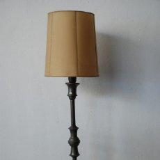Antigüedades: ANTIGUA LAMPARA DE PIE. Lote 149956978