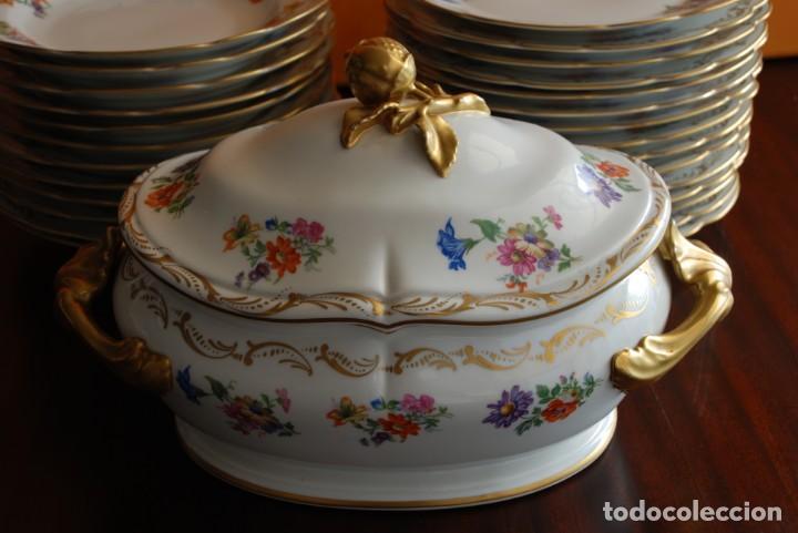 VAJILLA BIDASOA (Antigüedades - Porcelanas y Cerámicas - Otras)