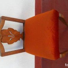 Antigüedades: SILLA COSTURA. Lote 150076062