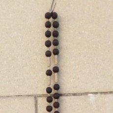Antigüedades: ROSARIO, GRAN ROSARIO DE MADERA. Lote 150165874