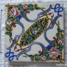 Antigüedades - Azulejo siglo XIX - 150174422