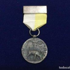 Antigüedades: MEDALLA DEL CONGRESO EUCARISTICO DE VIZCAYA DE 1944. Lote 150185282