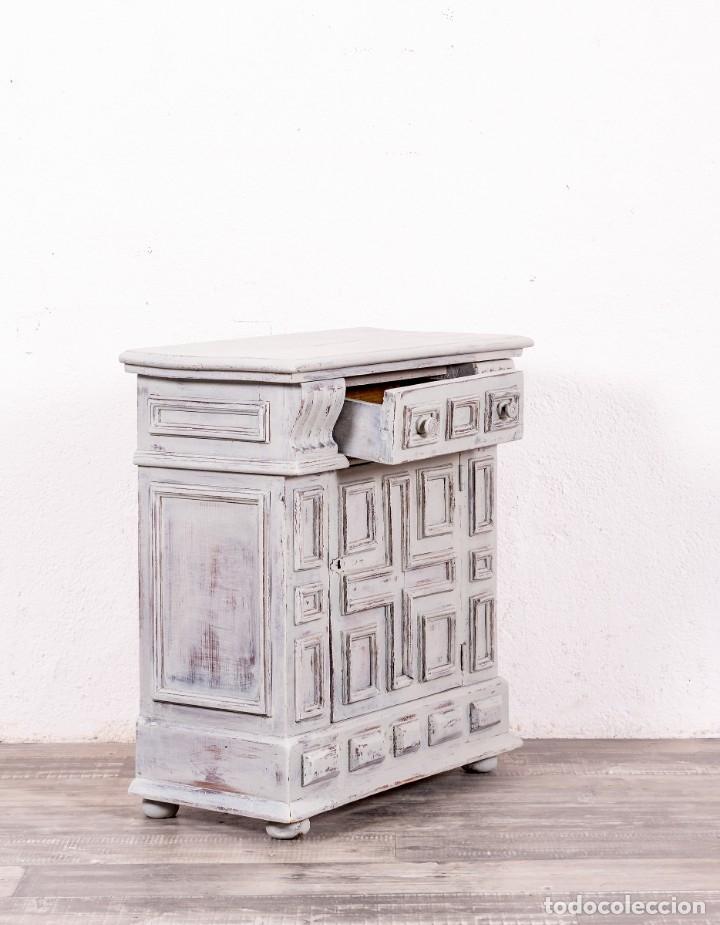 Antigüedades: Mueble Auxiliar Restaurado Chandler - Foto 4 - 149856102