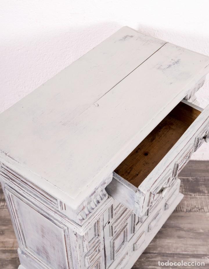 Antigüedades: Mueble Auxiliar Restaurado Chandler - Foto 5 - 149856102