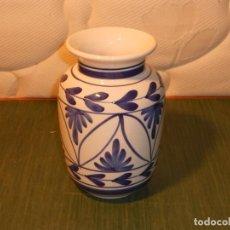 Antigüedades: JARRON FLORES. Lote 150239814