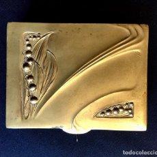 Antigüedades - Caja joyero modernista o art nouveau - 150303594