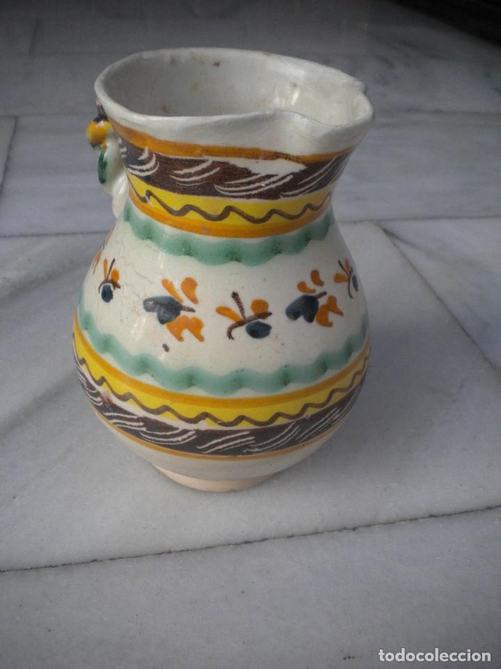 S.XVIII. JARRA ANTIGUA (Antigüedades - Porcelanas y Cerámicas - Puente del Arzobispo )