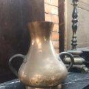 Antigüedades: RECIPIENTE DE COBRE.. Lote 150354405