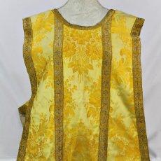 Antigüedades: T7 CASULLA ANTIGUA S XIX. Lote 150367254