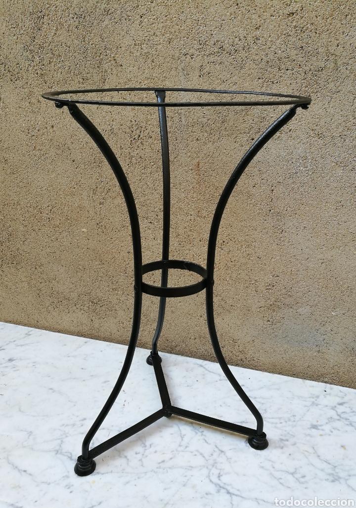 Antigüedades: Pie de mesa de bar antigua recién restaurada - Foto 2 - 150396788
