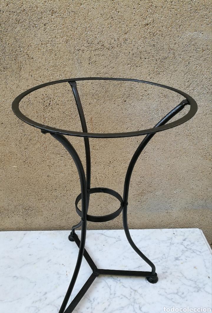 Antigüedades: Pie de mesa de bar antigua recién restaurada - Foto 3 - 150396788