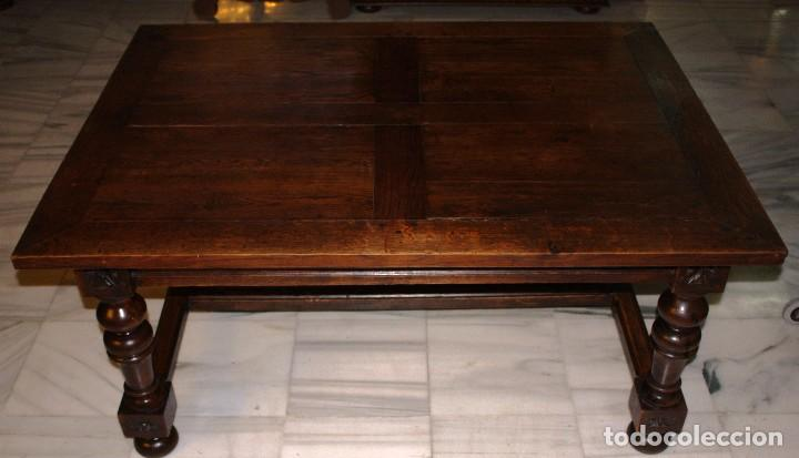mesa para comedor, roble macizo. ref.6113 - Kaufen Antike Tische in ...