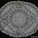 Antigüedades: ANTIGUO ENCAJE DE NORMANDIA S. XIX. Lote 150493918
