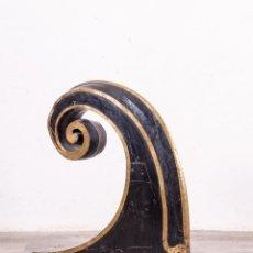 Oggetti Antichi: PROA DE BARCO INDIO. Lote 150530114