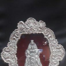 Antigüedades: RELICARIO VIRGEN. Lote 150539941