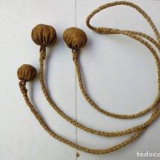Antigüedades: BOLEADORAS ARGENTINAS DE GAUCHO - HECHAS A MANO . Lote 150566918