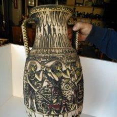 Antigüedades: ÁNFORA DE GRAN TAMAÑO, AÑOS 70. Lote 150573142