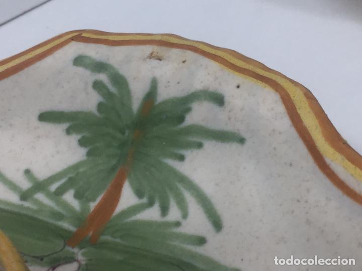 Antigüedades: Mancerinas ribesalbes siglo XVIII - Foto 7 - 150586750