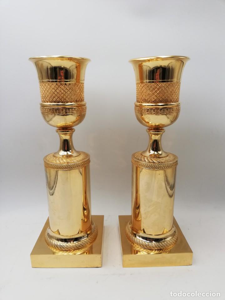 COPAS DE CRISTAL PP S XX (Antigüedades - Hogar y Decoración - Copas Antiguas)