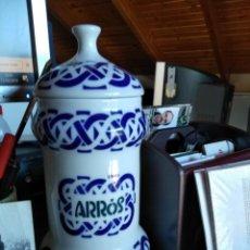 Antigüedades: TARRO DE ARRÓS. Lote 150739934