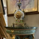 Antigüedades: MARAVILLOSA CONSOLA LUIS XVI. Lote 150751342