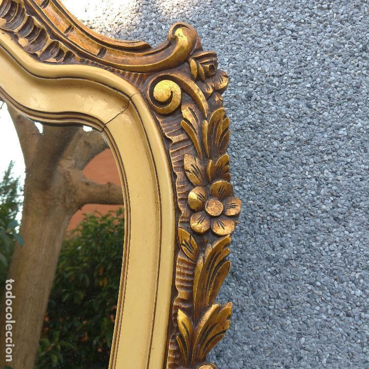 Antigüedades: Consola y espejo estilo barroco Luis XV - Foto 7 - 150766738