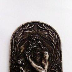 Antigüedades: MEDALLA CONMEMORATIVA NUESTRO PADRE JESÚS DE LAS PENAS. Lote 150828210