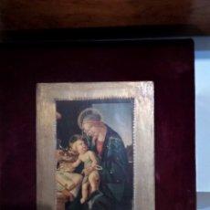 Antigüedades: CUADRO RELIGIOSO. Lote 150835781