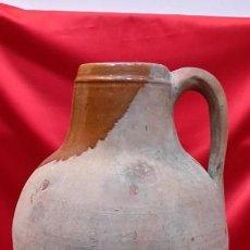 Antigüedades: CANTARO DE NAVARRETE. BARRO DE RIOJA. PIEZA DE COLECCIÓN. Lote 150839770