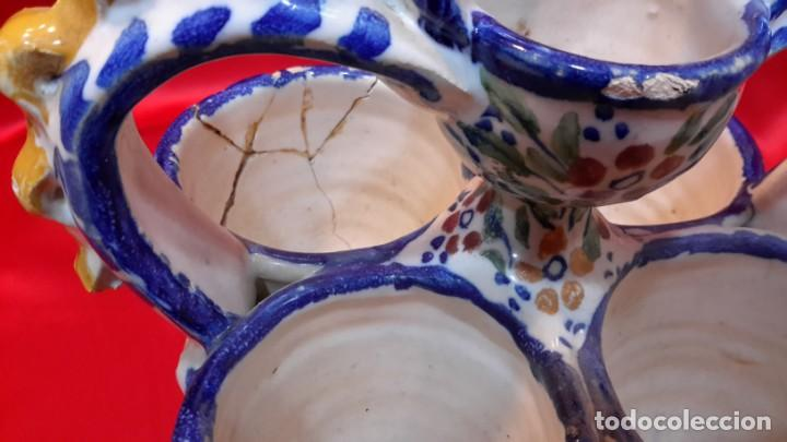 Antigüedades: INTERESANTE PIEZA. ESPECIERO DE ANDUJAR. - Foto 6 - 150845050