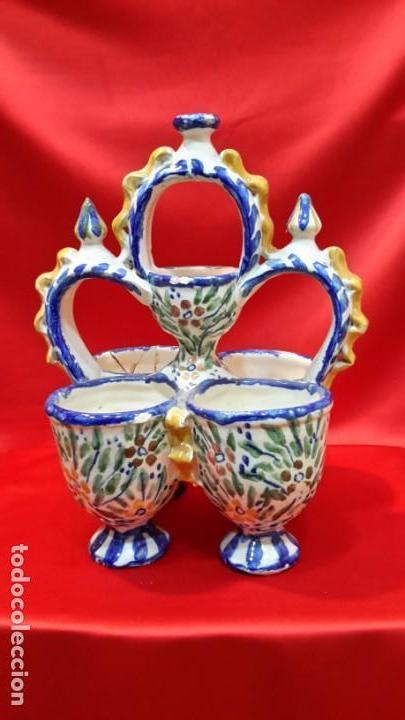 Antigüedades: INTERESANTE PIEZA. ESPECIERO DE ANDUJAR. - Foto 11 - 150845050