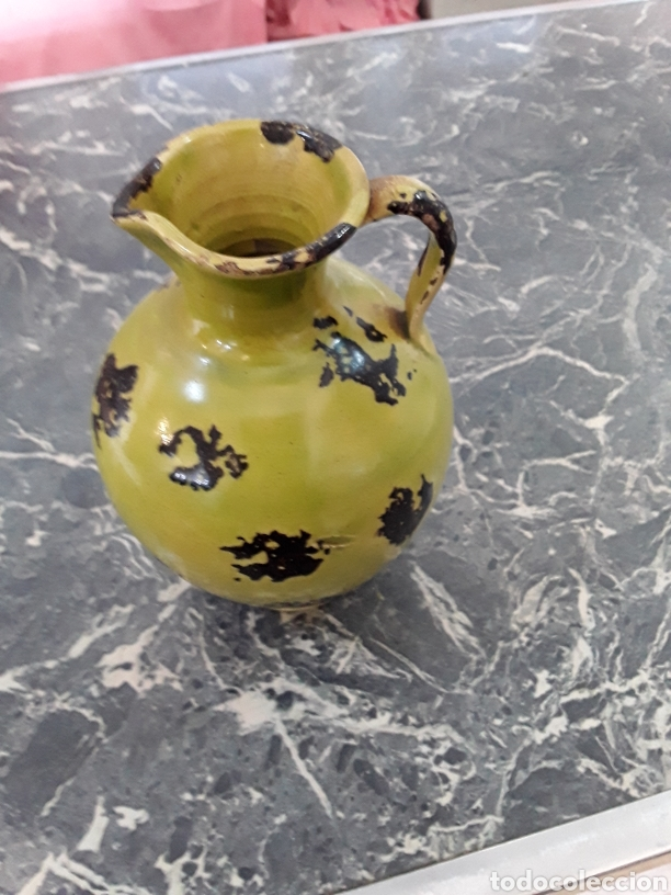 JARRA ANTIGUA (Antigüedades - Porcelanas y Cerámicas - Otras)