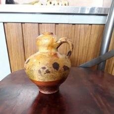 Antigüedades: JARRA O MODORRO DE VINO. Lote 150952253