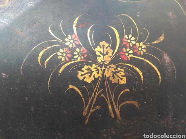 Antigüedades: Bandeja Isabelina - Foto 3 - 150958678