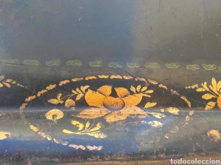 Antigüedades: Bandeja Isabelina - Foto 5 - 150958812