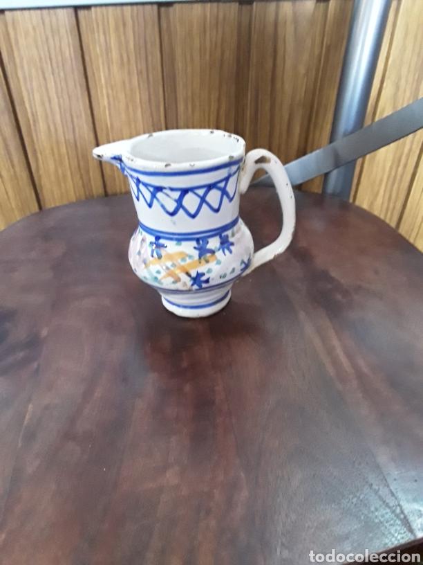 JARRITA PARA VINO (Antigüedades - Porcelanas y Cerámicas - Otras)